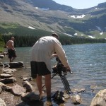 Old Man Lake – With a National Geographic Film Crew – #117