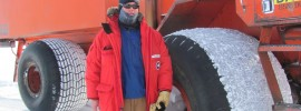 Welcome to Antarctica 14 - Glacier Explorer